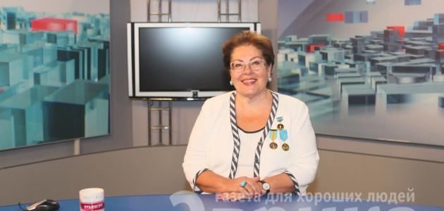 Поздравляем с Юбилеем Наталью Глебовну Бандровскую
