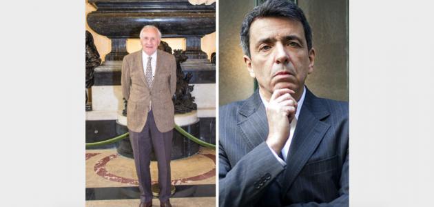 Встреча с французским писателем Режисом Жоффре 4 сентября
