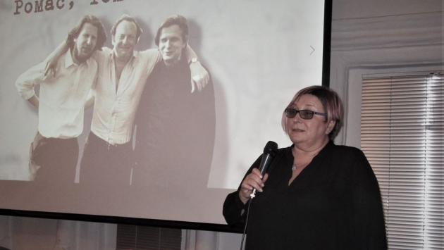 Кинопоказ и встреча со сценаристом и режиссёром Лилей Вьюгиной