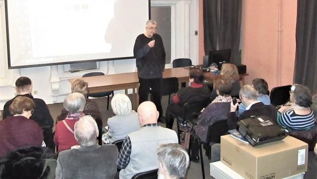 Встреча с режиссером, сценаристом и киноведом Андреем Шемякиным