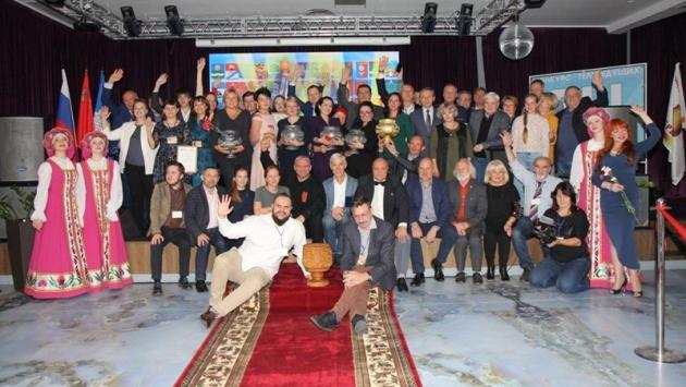 Поздравляем наших коллег с победой на ХХIV открытом фестивале телекомпаний Московской области «БРАТИНА»
