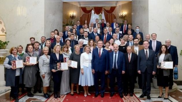 Поздравляем наших коллег — победителей Московского и Российского конкурсов управленцев «Менеджер года 2019»