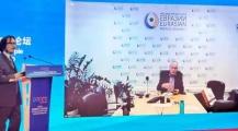 В.Д. Рузин выступил на форуме БРИКС