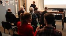 Евразийский клуб документального кино провел встречу с кинорежиссером Борисом Дворкиным