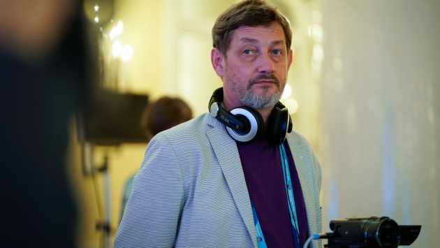 Творческий вечер кинорежиссера Александра Куприна прошел в Доме кино