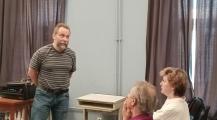В Евразийском киноклубе документального кино показали «Ташакор»