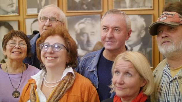 Презентация книги о Леониде Гуревиче состоялась в Доме кино