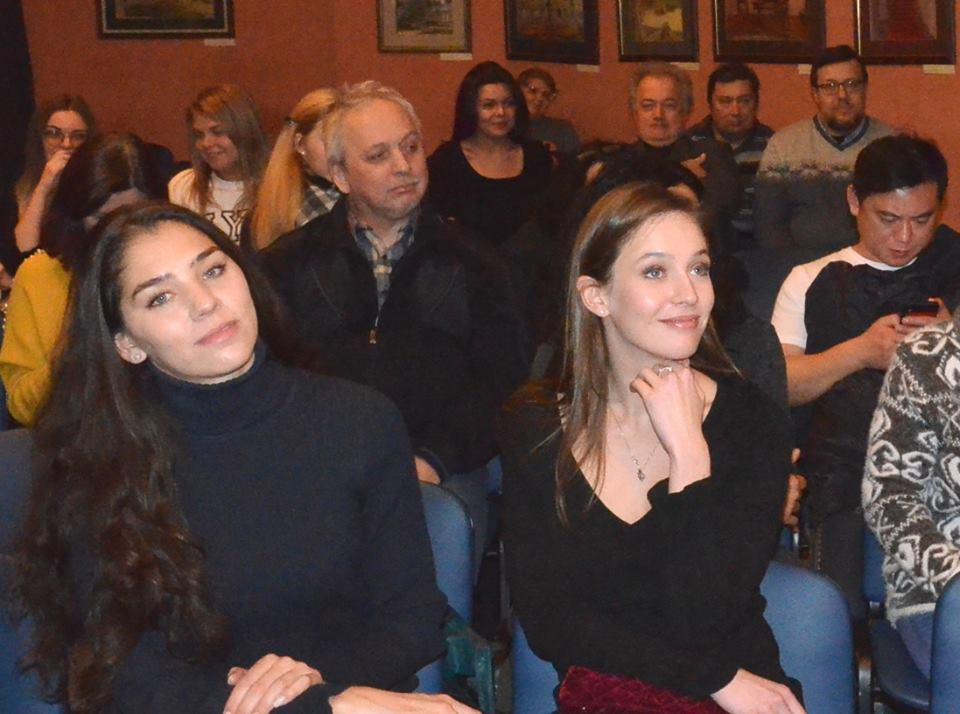 16 ноября зал Зрители