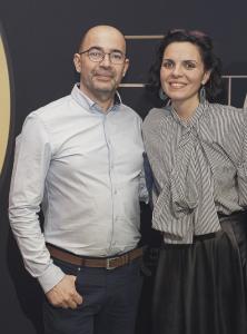 ADRIAN ROBE & DENISA MORARIU TAMAS